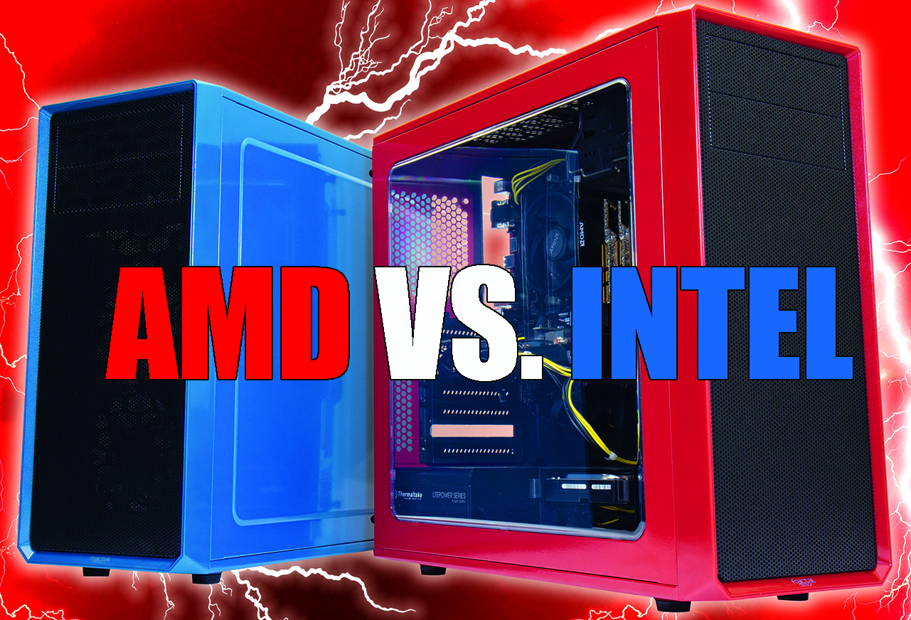 Dvoboj AMD vs Intel