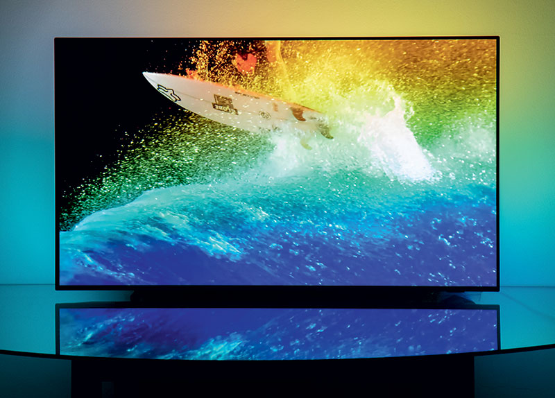 Philips OLED TV 804er 1