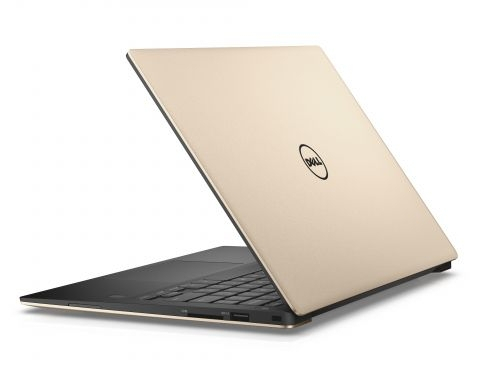Dell XPS 13 Rosegold 2 Image