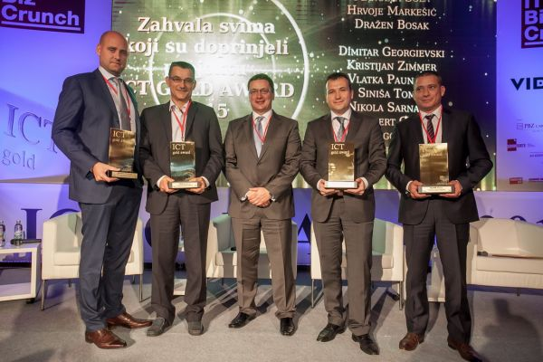 ICT GOLD AWARDS 2016 - Kreće evaluacija najboljih ICT implementacija