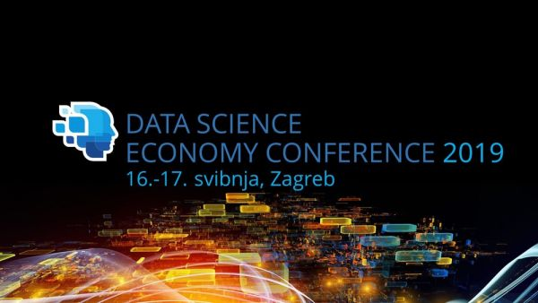 U Zagrebu se održava Data Science Economy Conference 2019