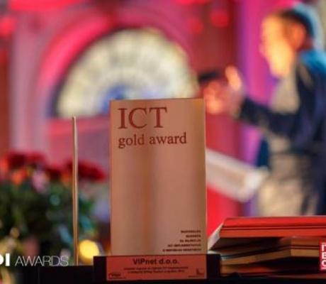 ICT GOLD AWARDS - koje su najbolje ICT implementacije godine?
