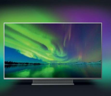 Philips Ambilight UHD LED Smart TV 7504 serija