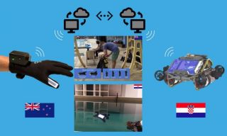 VIDEO: Ronilac iz Aucklanda upravljao podvodnim robotom u Zagrebu