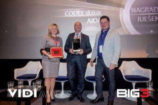VIDI Awards: CODEL olakšao proizvodnju TDR-u Aida rješenjem