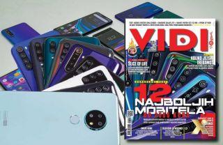 VIDI 288: Usporedni test srednje klase mobitela i Novska kao svjetski centar gaming industrije