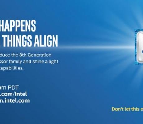 Intel na tržište lansira osmu generaciju Core procesora kao odgovor Ryzenu