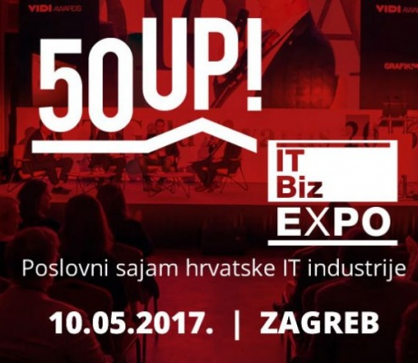 IT BIZ EXPO i 50 ključnih rješenja hrvatske IT industrije