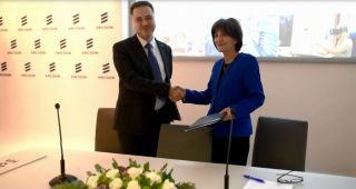 Ericsson NT i FER potpisuju sporazum radi jačanja inovativnih kapaciteta RH