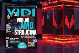 VIDI 259: Profesionalna AMD strojčina u Vidilabu