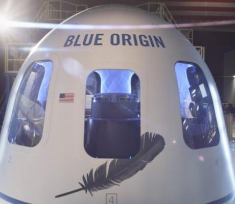 Netko je platio blizu 30 mil. USD za let u svemir s Jeffom Bezosom