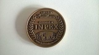 Hrvatski Citus osvojio zlatnu medalju za inovativnost na INPEX 2016