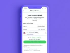 Viberov lokalni broj za roaming bez naknada
