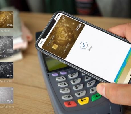 Apple Pay je od sada dostupan korisnicima Premium Visa kartica