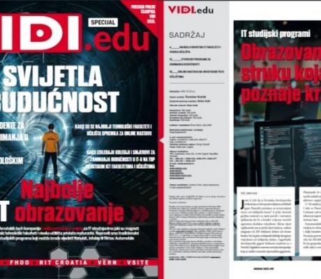 Kako izgledaju smjerovi za zanimanja budućnosti na hrvatskim IT fakultetima i učilištima?
