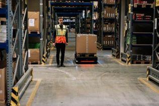 Tokić u logističkom centru počeo koristiti robote Gideon Brothersa