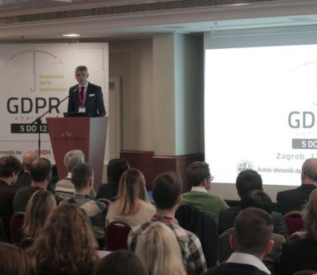Započela konferencija GDPR ADRIATIC - 5 do 12 za GDPR