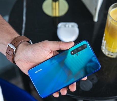 HUAWEI nova 5T donosi tri opcije za bolji mobilni gaming