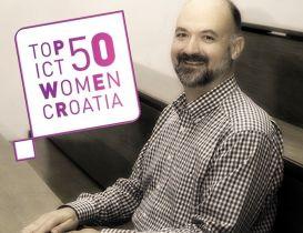 Kristijan Zimmer za ICT Gold Awards: Top 50 ICT Women in Croatia je poziv ženama da se uključe u ICT struku