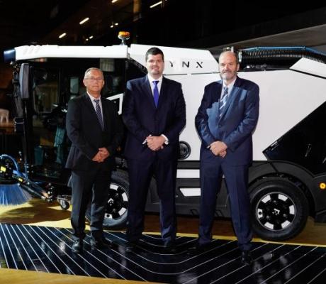Tvrtka RASCO iz Kalinovca predstavila prvo hrvatsko vozilo za čišćenje javnih površina
