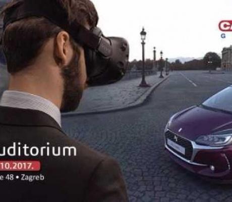 3DEX forum u Zagrebu: Tehnologije virtualne stvarnosti u automobilskoj industriji