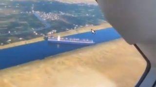 Brod koji je blokirao Sueski kanal već je u Flight Simulatoru