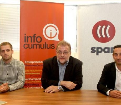 Tehnološki dio InfoCumulusa pripaja se tvrtki Span dok InfoCumulus nastavlja samostalno pružati konzultantske usluge