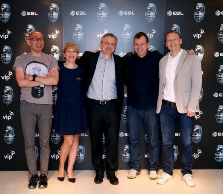 Vip Adria League: Vipnet i ESL dovode pro gaming u Hrvatsku