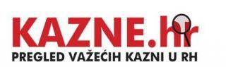 Sve važeće hrvatske kaznene odredbe na specijaliziranom portalu KAZNE.HR