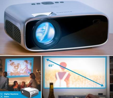 Philips Projection lansira tri nova projektora serije NeoPix Collection