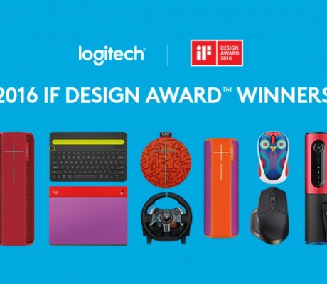 Logitech osvojio rekordnih devet nagrada iF DESIGN