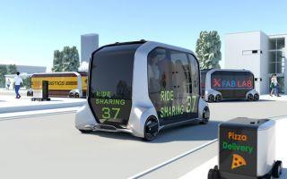 Toyota i SoftBank zajedno razvijaju višenamjenska autonomna vozila