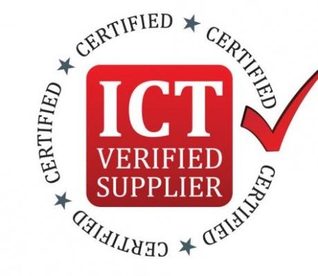 ICT Verified supplier – priznanje za pouzdane ICT dobavljače ove godine u rukama direktora 20 najboljih ICT tvrtki