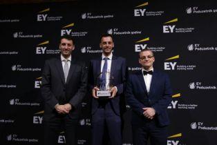 Infobip će predstavljati Hrvatsku u izboru za EY Poduzetnika godine