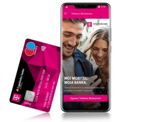 HT i Zagrebačka banka pokreću uslugu Telekom Bankarstvo