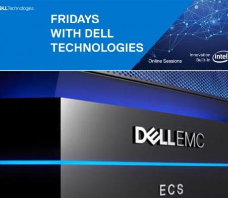 Dell petkom organizira online predavanja o naprednim infrastrukturnim rješenjima