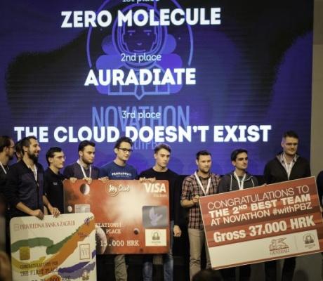 U Zagrebu održan maraton inovacija iz područja fintecha Novathon #withPBZ