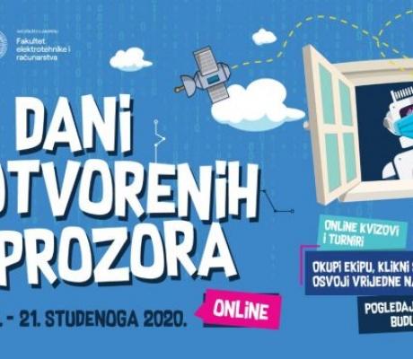 Bogat program na Danima otvorenih prozora FER-a